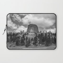 The Devils Tower Laptop Sleeve