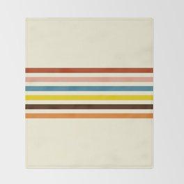 Classic Retro Govannon Throw Blanket