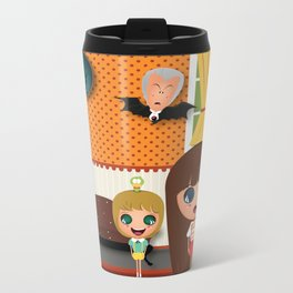 Ransie la strega Metal Travel Mug