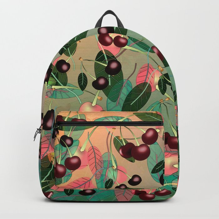 Cherry Song (Vintage) Backpack