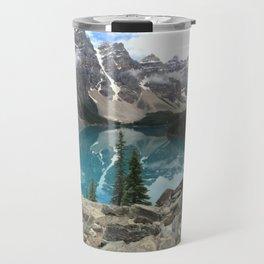 Alberta Mountain Range by Matt Thomason Travel Mug
