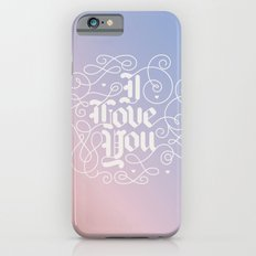 3 Little Words Slim Case iPhone 6s