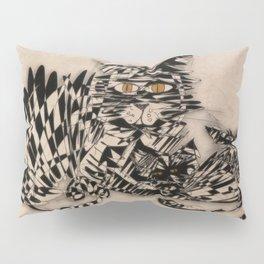 3 cats esoflowizm art Pillow Sham