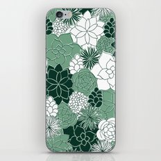 Desert Garden iPhone & iPod Skin