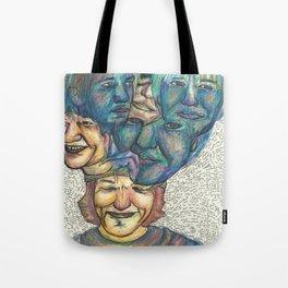Eliiot Smith  Tote Bag