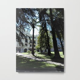 San Francisco park Metal Print