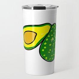 Avocado Fruit Travel Mug