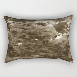 Crape Myrtle Antiqued Rectangular Pillow