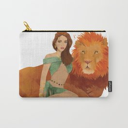 Leo - The Star Sign Carry-All Pouch