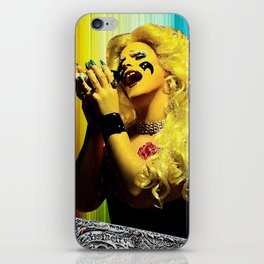 Midnight Radio - Hedwig and the Angry Inch iPhone Skin