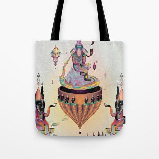 Love Nectar Tote Bag
