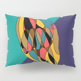 CONNECTION Pillow Sham