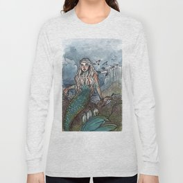 Tempest Mermaid Long Sleeve T-shirt