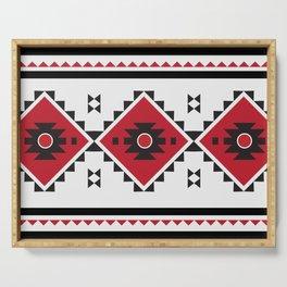 Bulgarian Folklore Inspired Design - KANATITSA Serving Tray