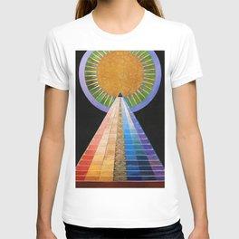 12,000pixel-500dpi - Hilma af Klint - Altarpiece - Digital Remastered Edition T-shirt