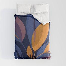 Scorpio Dark Floral Comforters