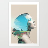 IN YOUR DREAMS Art Print