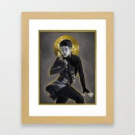 On Love: Eros Framed Art Print