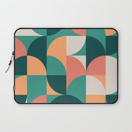 Mid Century Geometric 20 Laptop Sleeve