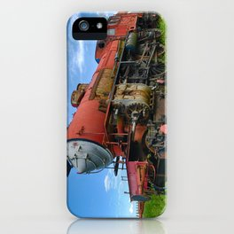 Loco 1313 v2 iPhone Case