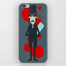 Bob The Butcher iPhone Skin
