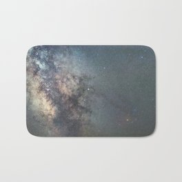 Milky way Antares Region wide angle view Bath Mat