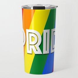 #Pride Travel Mug