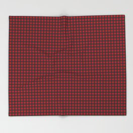 Lindsay Tartan Throw Blanket