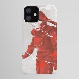 Hiroko in Storm // (astronaut girl) iPhone Case