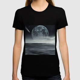 oceans of tranquility T-shirt