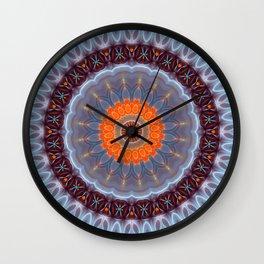 The Autumn Princess Wall Clock