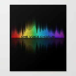 OVC eq Canvas Print