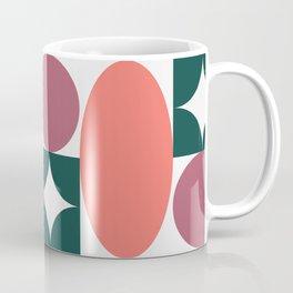 Mid Century Focal Point Coffee Mug