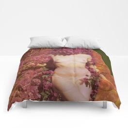 Flower Head Comforters