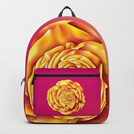 Golden Rose Backpack