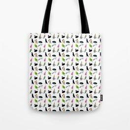 Bird Party Tote Bag