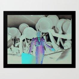 No Title Art Print