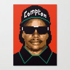 Compton city G Canvas Print