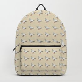Pigeons on parade Backpack