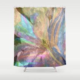 Feelings Of Spring Shower Curtain