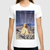 egypt T-shirts featuring Egypt 2079 by John Turck
