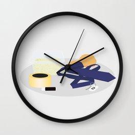 2017: American Police Wall Clock