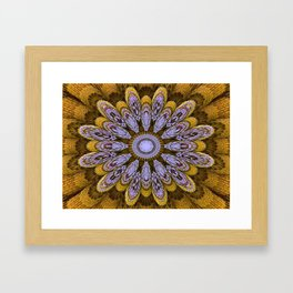 Candys Mandala Art Framed Art Print
