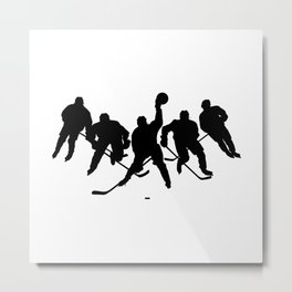 #TheJumpmanSeries, The Mighty Ducks Metal Print