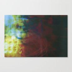 Cage Spectrum Canvas Print