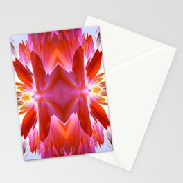 FLOWERS BOMB Stationery Cards