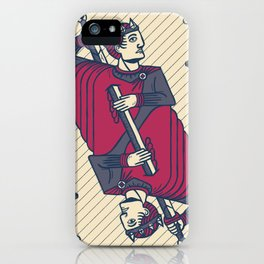 The Martyr iPhone Case