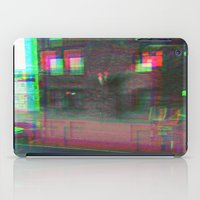 urban iPad Cases featuring Urban by Jane Lacey Smith