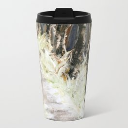 Bike Trail Metal Travel Mug
