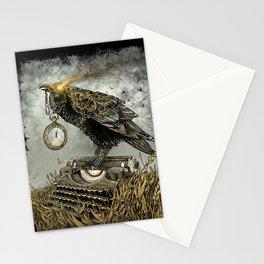 Omnia Fert Aetas Stationery Cards